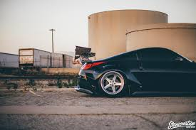 nissan 370z gt wing for sale raysfactory huge 69