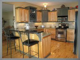 kitchen paint with golden oak cabinets paint colors for kitchens with golden oak cabinets and grey