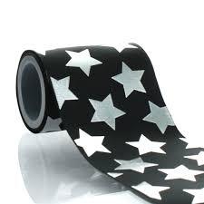black grosgrain ribbon 3 black w silver grosgrain ribbon