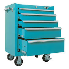 26 inch high cabinet viper tool storage v2605tlr 26 inch 5 drawer 18g steel rolling tool