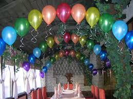 Home Balloon Decoration by 19 Best Examples Of Balloon Decorations Mostbeautifulthings
