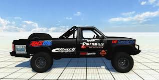 muddy truck released trophy normal d 15 rally skin with muddy version aswell