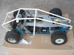 homemade 4x4 99963 robbe from victorsaab showroom robbe presto 4x4 w diff