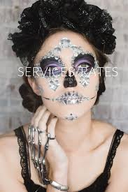 halloween makeup and bodypainting u2014 cleveland makeup artistry by
