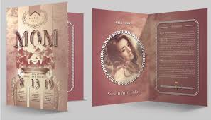 Paper For Funeral Programs Amazing Funeral Program Booklet Templates Seraphimchris Graphic
