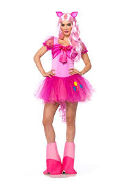 my pony costume pinkie pie my pony womens costume walmart