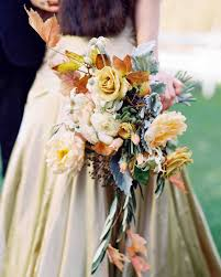 Wedding Flowers In October 26 Fall Flowers For Wedding Bouquets Best Daily Home Design