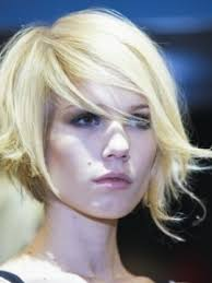 hairstyles short one sie longer than other asymmetric bob haircut fine hairstyles 2011