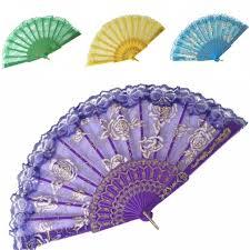 plastic fans 10pcs plastic fans hot sting folding lace fans