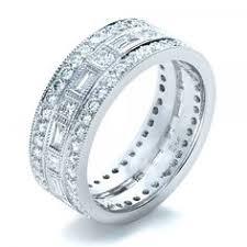 diamond wedding band for 40 gorgeous wedding bands for women 30th white gold wedding