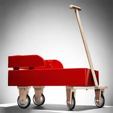 how to build a wooden wagon