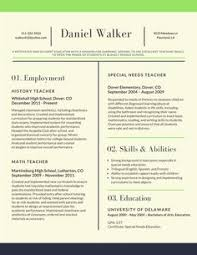 Teaching Resume Examples by Sample Templates For Teacher Resume 062 Http Topresume Info