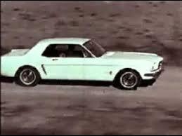 steve mcqueen mustang commercial ford mustang ii 1964 tv commercial