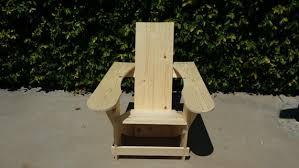 Westport Chair Custom Westport Adirondack Chair