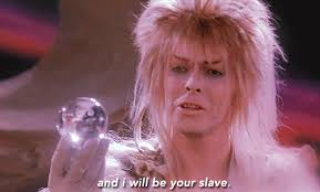 David Bowie Labyrinth Meme - david bowie labyrinth gif wifflegif