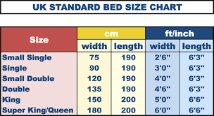 king size bed dimensions metric uk standard bed sizes and