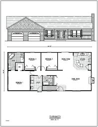 ranch floor plans with basement basic ranch house plans open 3 bedroom ranch house plans with