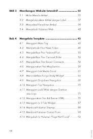 membuat web interaktif jual buku membangun website interaktif dengan blogger oleh fathul