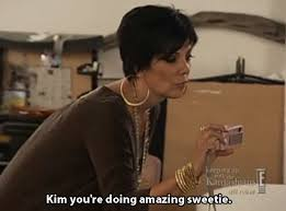 kris jenner diamond earrings 8 of the most moments to make your week