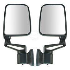 jeep wrangler door mirrors jeep wrangler door mirror ebay