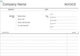 salary invoice template salary invoice template free invoice