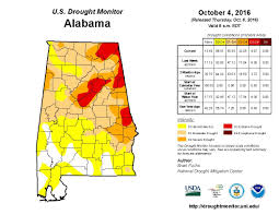 United States Drought Map by Alabama Drought Reaches Highest Levels Yet Of The Year Al Com