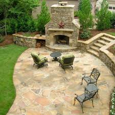 Rock Patio Designs by Lovely Stone Patio Design Ideas Patio Design 83