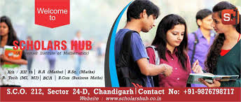 scholars hub in chandigarh scholars hub vision is to be one of