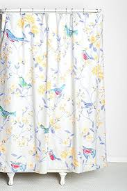 Plum And Bow Curtains Outfitters Sparrow Bird On Branches Fabric