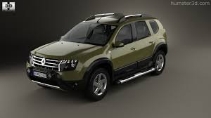 duster renault 360 view of renault duster br 2013 3d model hum3d store