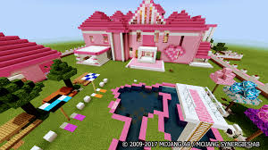 Minecraft House Map The Pink House Map For Minecraft Android Apps On Google Play