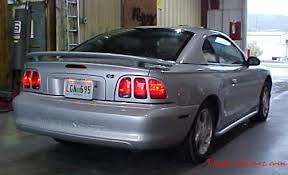98 ford mustang gt fast cool cars ford mercury lincoln dmc pantera
