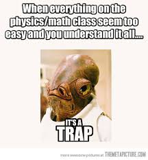 Its A Trap Meme - when everything seems too easy the meta picture