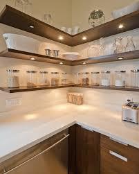 kitchen corner shelf home design ideas