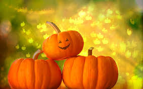 halloween background wide pumpkin on halloween holiday hd images