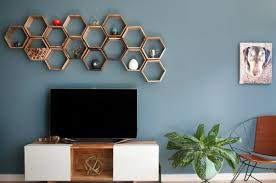 decoration decorating walls with upcycled cans art on