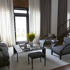 Floor To Ceiling Curtains Mirrored Chest Of Drawers In Living Room Contemporary With Drapes