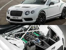 bentley gt3r 2017 bentley continental gt3 r vs gt3 racecar comparison how far they