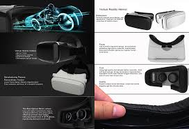 Home Design Vr High Quality Vr Shinecon 3d Video Glasses Pictures 3d Glasses