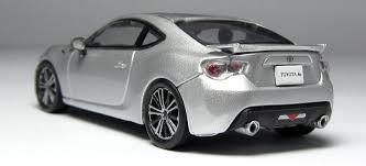 toyota lexus and scion models of the day kyosho lexus lfa u0026 toyota 86 in silver u2026 u2013 the