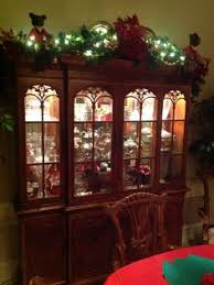 Mahogany Display Cabinets With Glass Doors by Mahogany Display Cabinet With Large Glazed Door If Space Is Tight