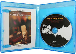 the best of classic game room blu ray
