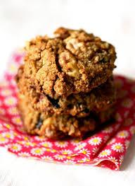 cuisiner des figues fraiches cookies au sarrasin aux noix et aux figues fraîches chez clem