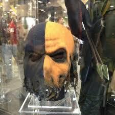 Deathstroke Costume Deathstroke Borg Com