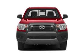 2014 toyota tacoma specifications 2014 toyota tacoma specs safety rating mpg carsdirect