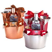 martini gift basket martini cocktail gift basket for 2 sold out santa the only