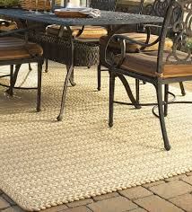Outdoor Area Rugs Canada Square Cream Hand Woven Classic Jute Rugs