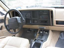 Jeep Cherokee Sport Interior 1996 Jeep Cherokee Xj News Reviews Msrp Ratings With Amazing