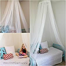 canopy bed curtains for girls canopy bed curtains decor living dbedsplash image idolza