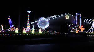 palm harbor christmas lights interactive christmas light show palm harbor fl 2014 youtube